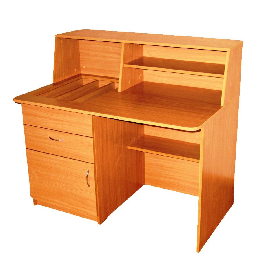 Стол - кафедра библиотечный (луЧ) - столы, школьная мебель.